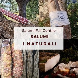 F.lli Gentile | Salumi I Naturali | shop