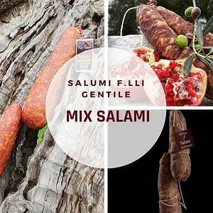 F.lli Gentile | Box mix salami